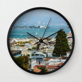 Lombard & Hyde Wall Clock