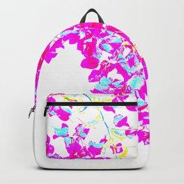 flowers full of light II Backpack