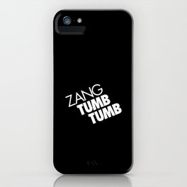 FUTURISM MANIFESTO iPhone Case