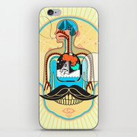 body iPhone & iPod Skins featuring body by danta