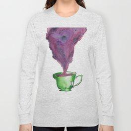 Rosette Tea Long Sleeve T-shirt