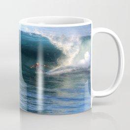 Autumn Surfing In Southern California Coffee Mug