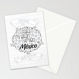 Para mi gran amigo Stationery Cards