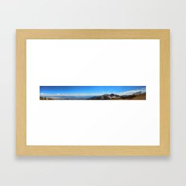 Teton NP Framed Art Print