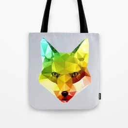 Glass Animal - FOX head Tote Bag