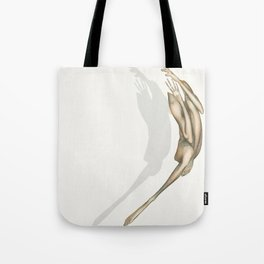 The Reality of Absence and the Forgotten Present Tote Bag