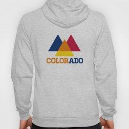 Colorful Colorado  Hoody