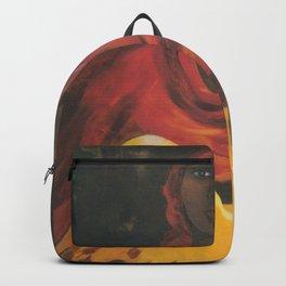 Ethiopian Girl Backpack