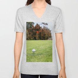Golf Unisex V-Neck