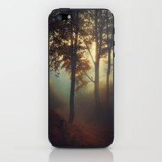 Fog Pit iPhone & iPod Skin