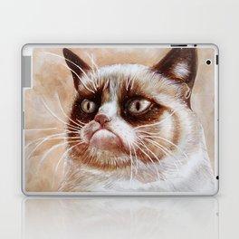 Grumpycat Laptop & iPad Skin