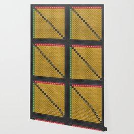 Multiplication Chart 15 Fifteen X Table Black White Maths Wallpaper