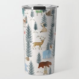 little nature woodland Travel Mug