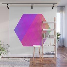Hexagon? Wall Mural
