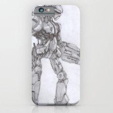 Robot Warrior iPhone 6s Slim Case