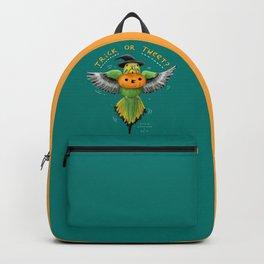 Trick or Tweet? Backpack