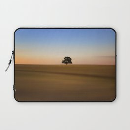 Focus on one thing at a time isolated oak tree Laptop Sleeve