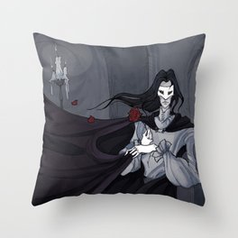 The Phantom Throw Pillow