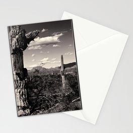 Wild Wild West Stationery Cards