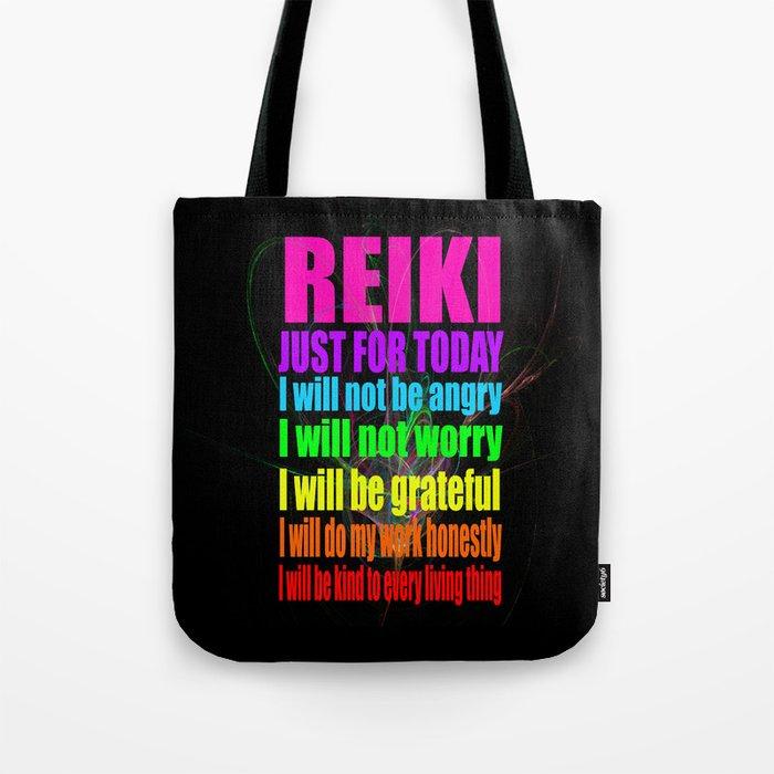 REiKi Just for... Tote Bag
