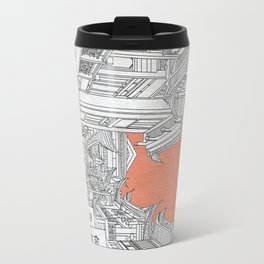 Street in China Travel Mug