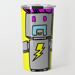Electro Tash Number 1 Travel Mug