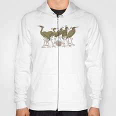 Bird Forest Hoody
