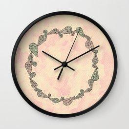Diamond Ring Wall Clock