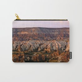 Mountains in Goreme, Turkey Carry-All Pouch