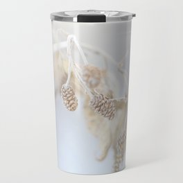 Winter Stillness Travel Mug
