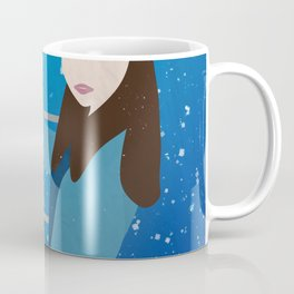 Souffle Girl, Clara Oswin Oswald - Doctor Who Coffee Mug