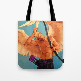 is this wings oh my god i HATE MAGIC Tote Bag