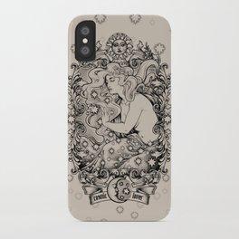 Cosmic Lover iPhone Case
