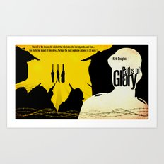 Paths of Glory Art Print