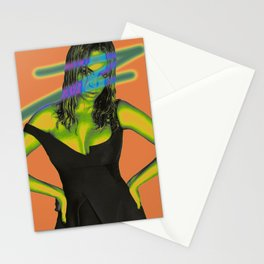 Very 80's Tea Stationery Cards