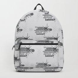 Babble Backpack