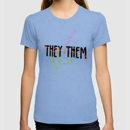 THEY / THEM: Lavender T-shirt