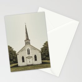 Church of Symmetry Stationery Cards