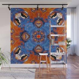 Kap Kaleidoscope Abstract 01 Wall Mural