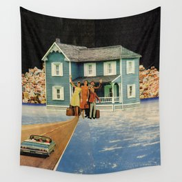 Hoarders Wall Tapestry