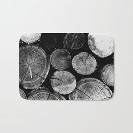 Wood Love Bath Mat