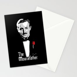 Walt E.Disney, The Mousefather Stationery Cards