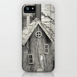 Munny Pit iPhone Case