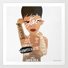 Unapologetic Art Print