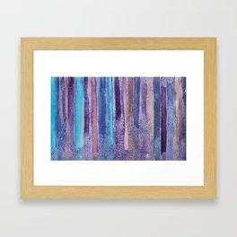 Abstract No. 380 Framed Art Print