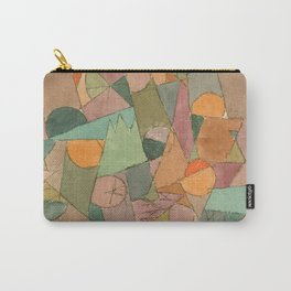 Untitled K Carry-All Pouch