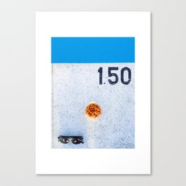 Pool#1 Canvas Print
