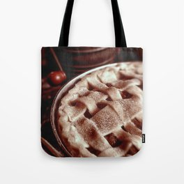 Apple Pie Reday for the Oven Tote Bag
