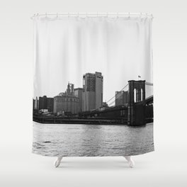 Manhattan III Shower Curtain