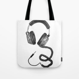 Headphone Culture Tote Bag